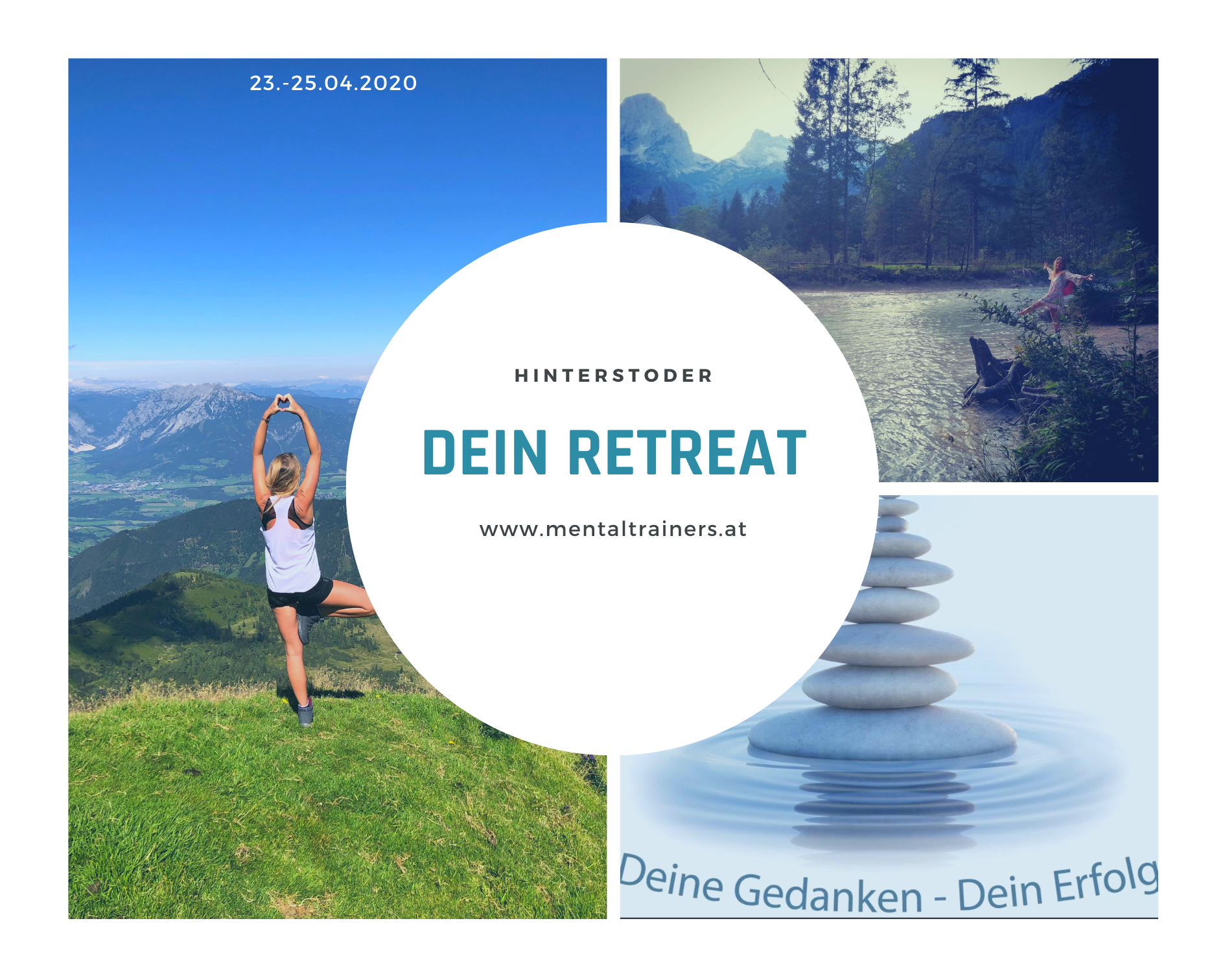 Retreat: Yoga-Wandern-Mentaltraining