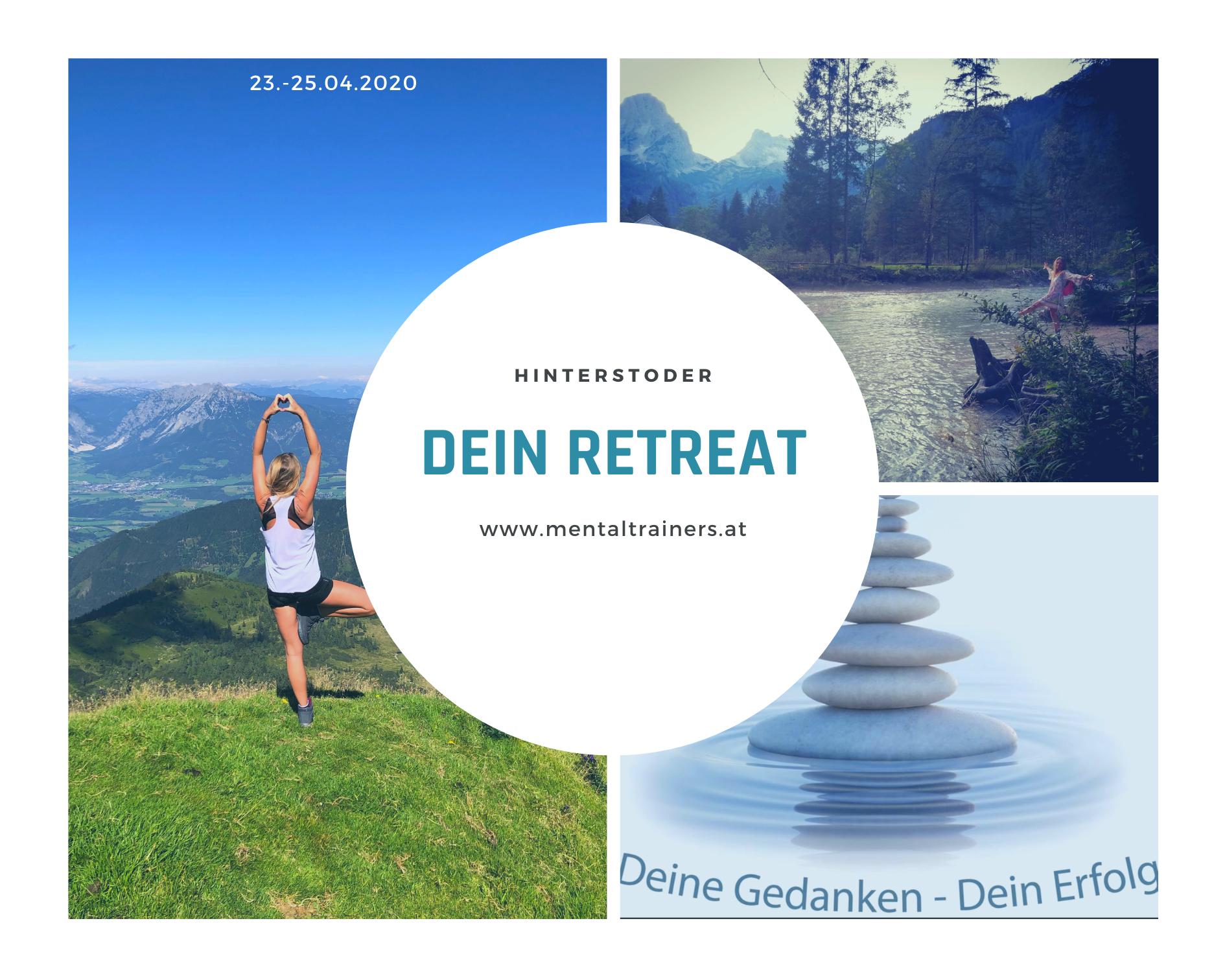 Retreat: Yoga-Wandern-Mentaltraining