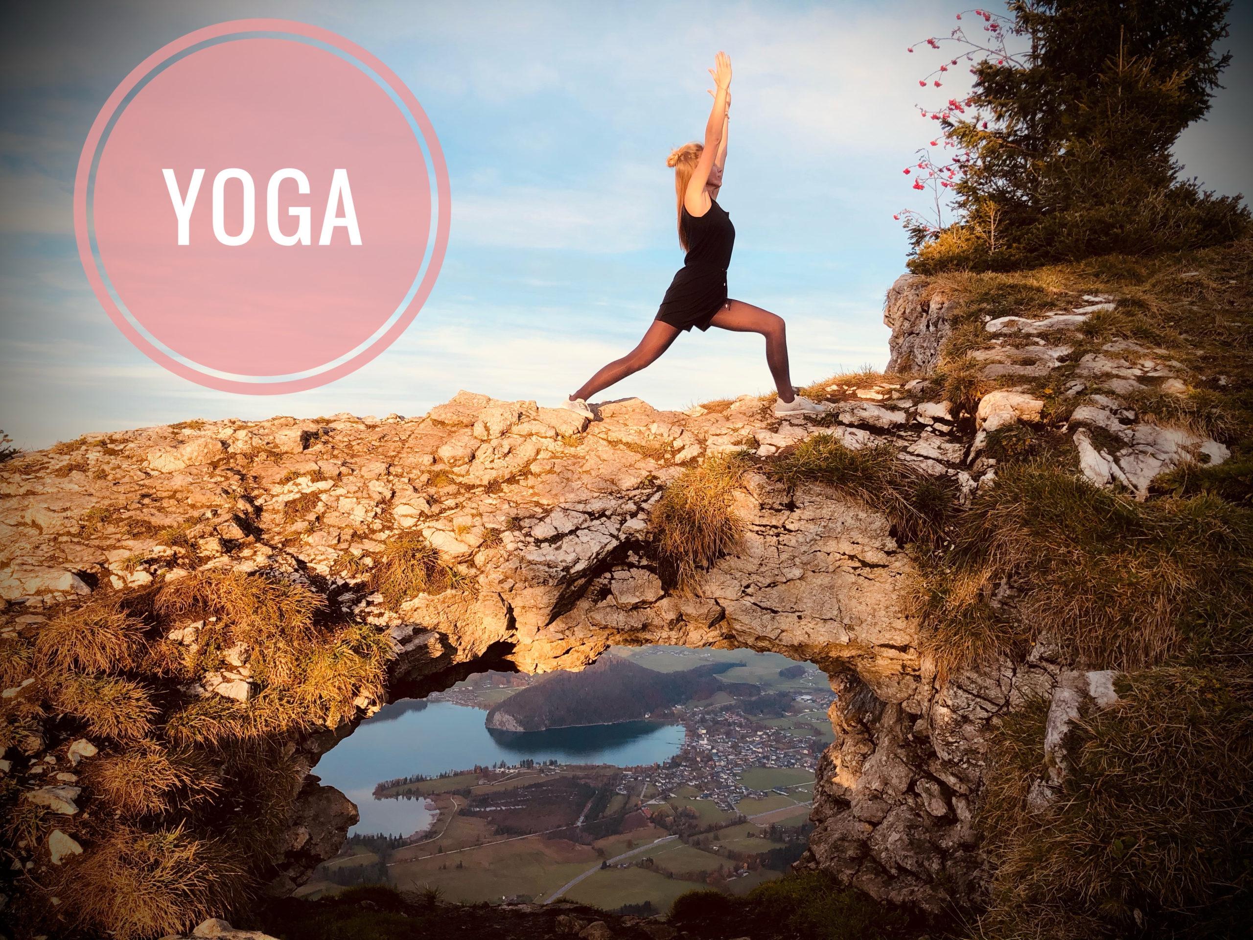 MENTAL & VITAL OÖ goes Yoga online