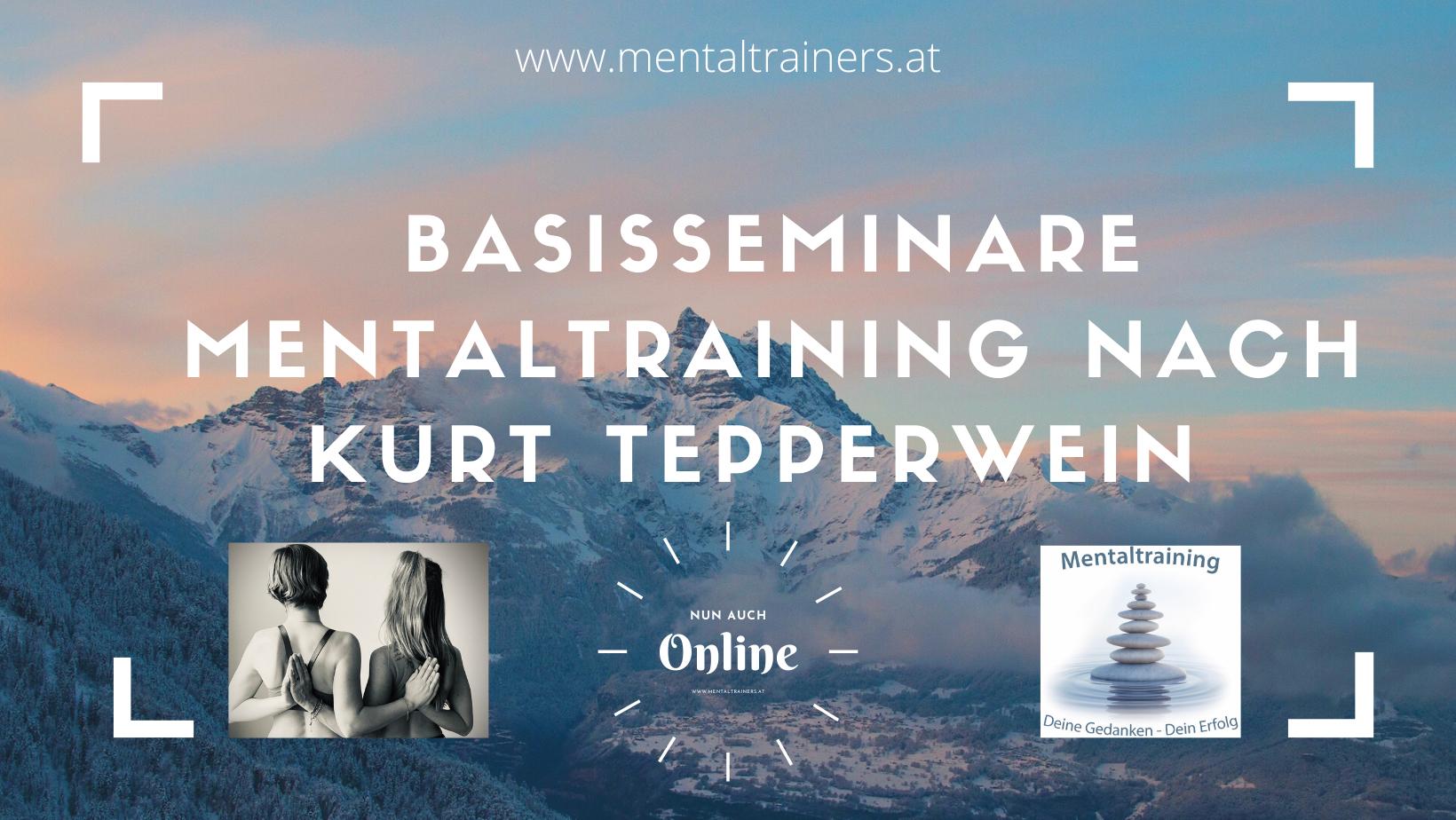 Onlinekurse Mentaltraining